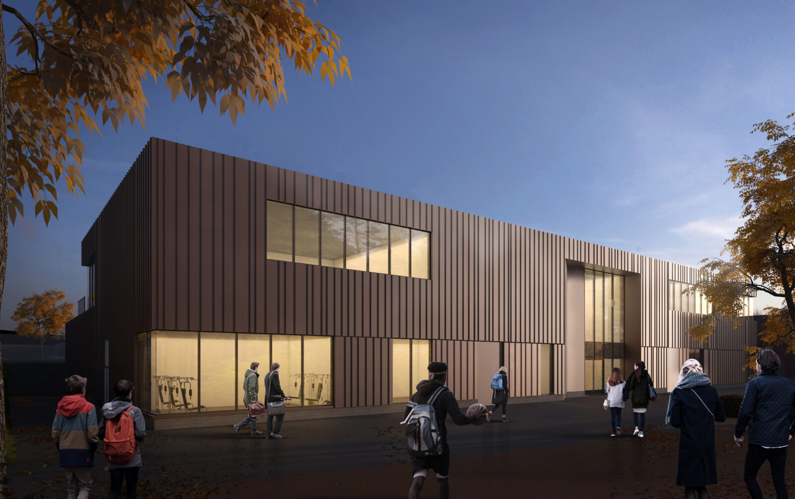 coombe wood school
